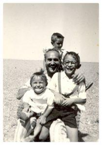 Foto de la familia de Federico